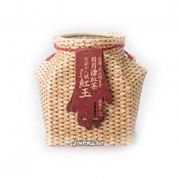 [魚池鄉農會]紅玉懷古茶簍(12茶包入)