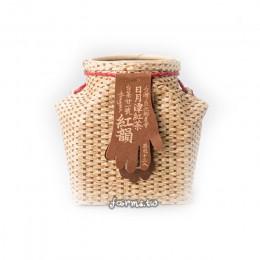 [魚池鄉農會]紅韻懷古茶簍(12茶包入)