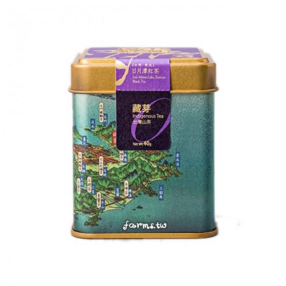 [魚池鄉農會]紅璽系列藏芽紅茶(40g)