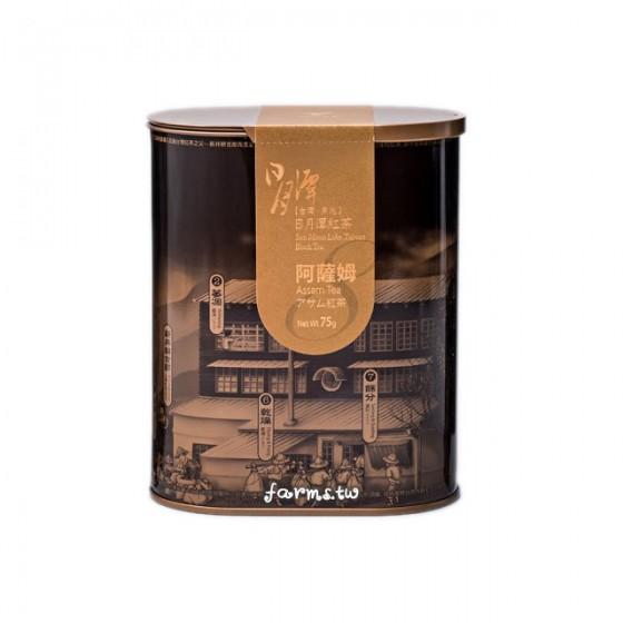 [魚池鄉農會]典藏系列阿薩姆紅茶(75g)