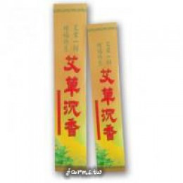 花壇鄉艾農 艾草-艾草香(立香)300g(短)(一尺三,約40cm 230支) *1盒