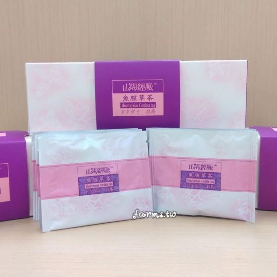 [台東縣農會] 魚腥草茶(2g*20包)*1盒
