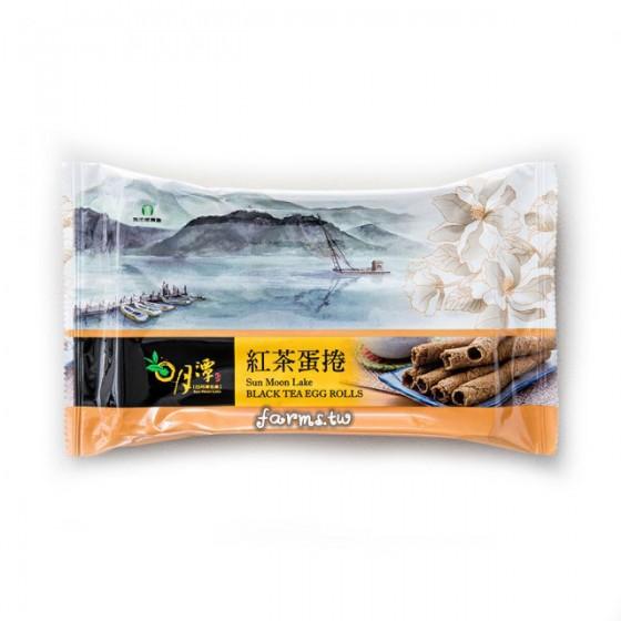 [魚池鄉農會]紅茶蛋捲