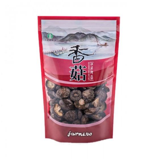 [魚池鄉農會]日月潭香菇釦子菇精緻包-100克