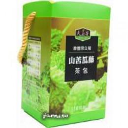 [壽豐鄉農會] 原生種山苦瓜籐茶包(3g*10小包)*1盒~保存2年,保存期至2020年9月