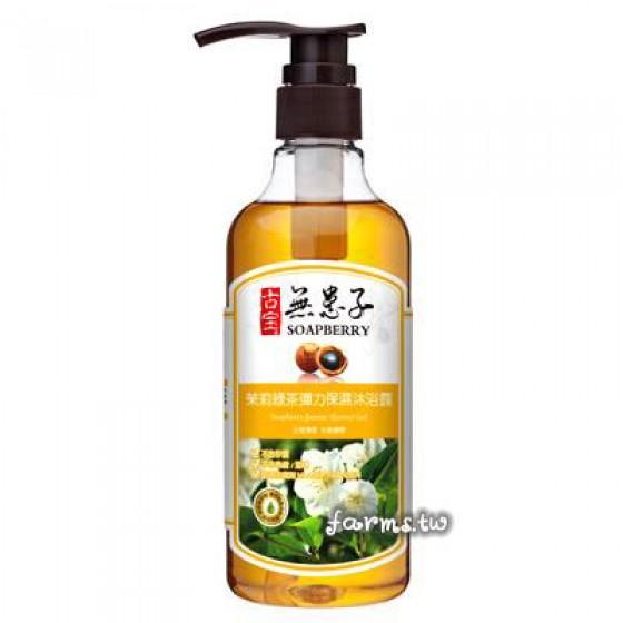 [古寶]茉莉綠茶保濕沐浴乳-450g