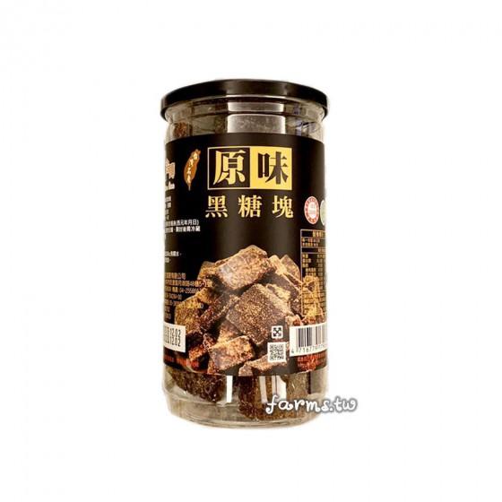 [黑金磚]原味黑糖塊-450g