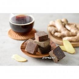 [六種口味任選]黑金磚手工黑糖塊-單顆獨立包裝18g