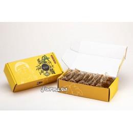[薑麻園-神農薑麻] 薑麻油醬-薑麻油料理包(25克*10入)