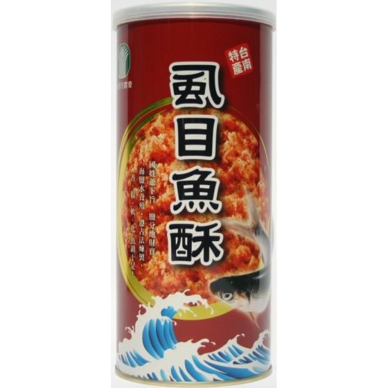 [台南市農會]虱目魚酥300g