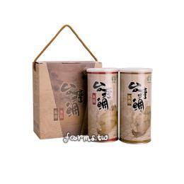 [台南市農會]臺灣鯛魚鬆(脯)禮盒