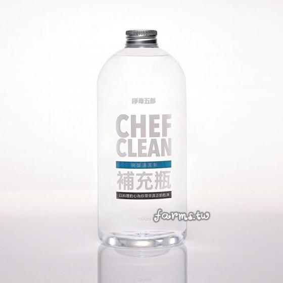 [淨毒五郎]碗盤清潔劑補充瓶-1000ml