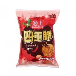 [池上鄉農會]四重脆(辛香勁辣)-50g袋裝