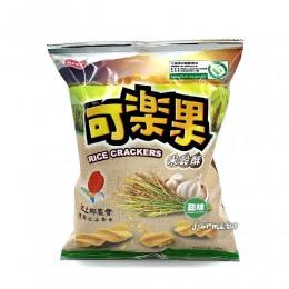 [池上鄉農會]米穀酥可樂果(蒜味)-72g袋裝