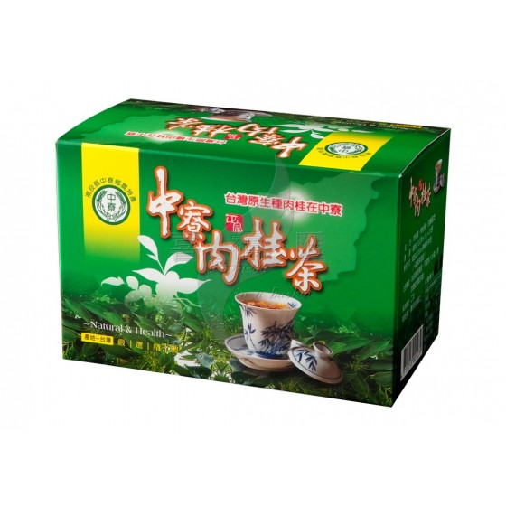 [中寮鄉農會]中寮肉桂茶-20小包入1盒