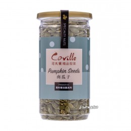 [可夫萊]雙活菌南瓜子-200g瓶裝