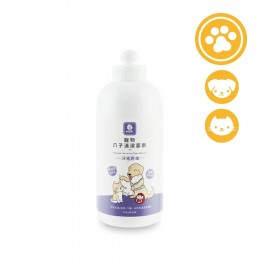 [木酢達人]木酢寵物爪子清潔慕斯500ml補充瓶