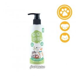 [木酢達人]寵物口腔清潔舒口水200ml