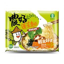 [全國農會]農好蓬萊麵-素香風味