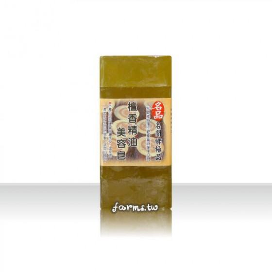 [名品農產行]檀香美容皂500g(內切5塊)