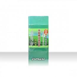 [名品農產行]茶樹美容皂(清涼型)500g(內切5塊)