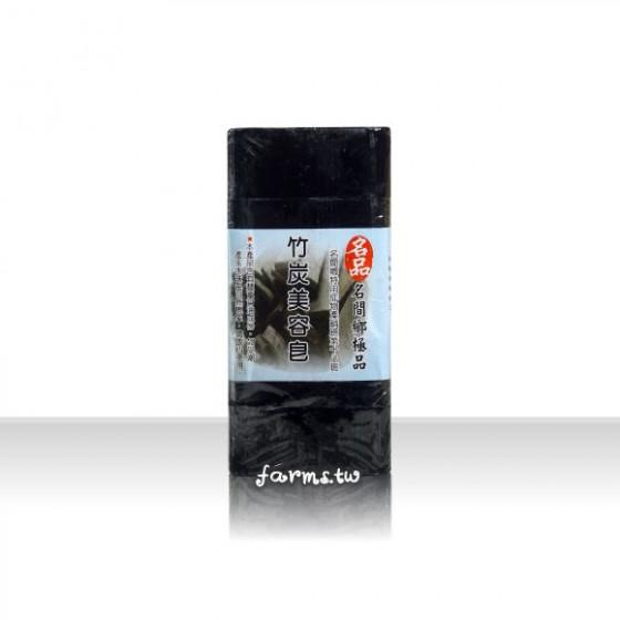 [名品農產行]竹炭美容皂500g(內切5塊)