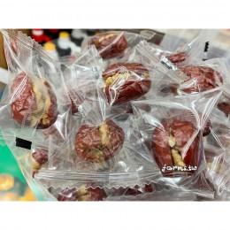 [年貨大街]紅棗夾核桃-單顆獨立包裝
