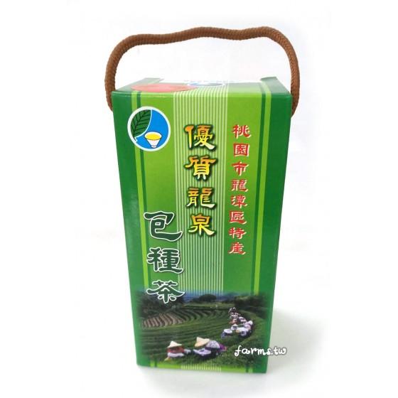 [龍潭區農會]優等獎優質龍泉包種茶-300g