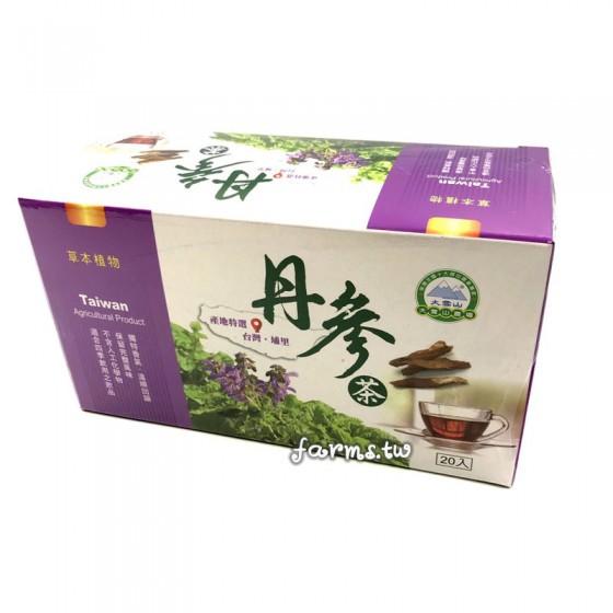 [大雪山農場]丹參茶(3克*20包)