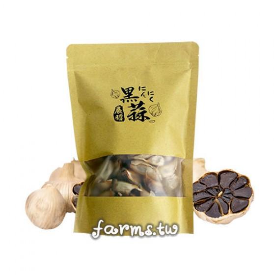 [展昭生技]熟成黑蒜米-80g袋裝