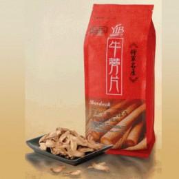 [將軍老董]牛蒡片(紅袋)600g
