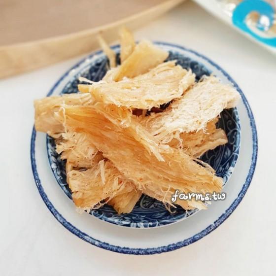[漁品軒]老魷條-140g袋裝