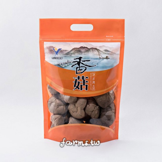 [魚池鄉農會]日月潭香菇大菇-300克*2包