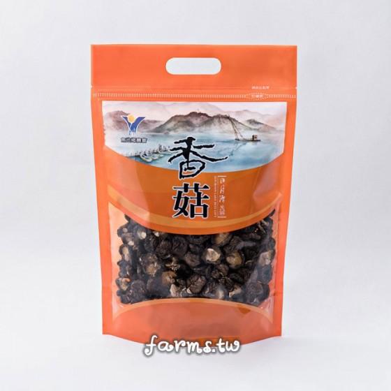 [魚池鄉農會]日月潭香菇釦子菇-300克*2包
